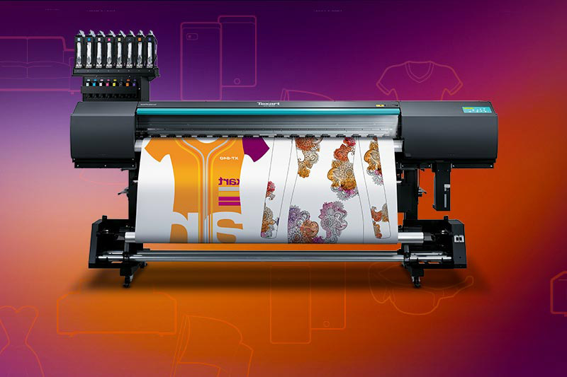 Texart XT-640 Dye Sublimation Printer