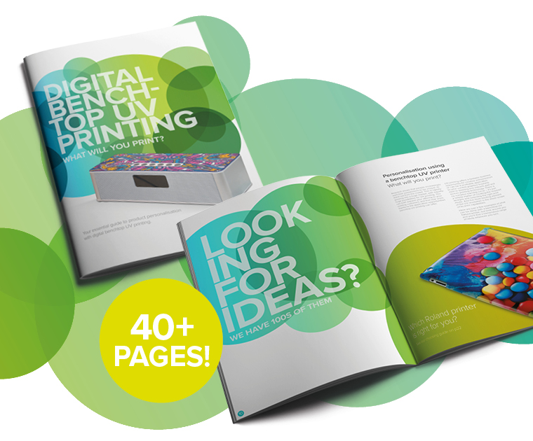 Download your free 40 page UV direct printing guide today