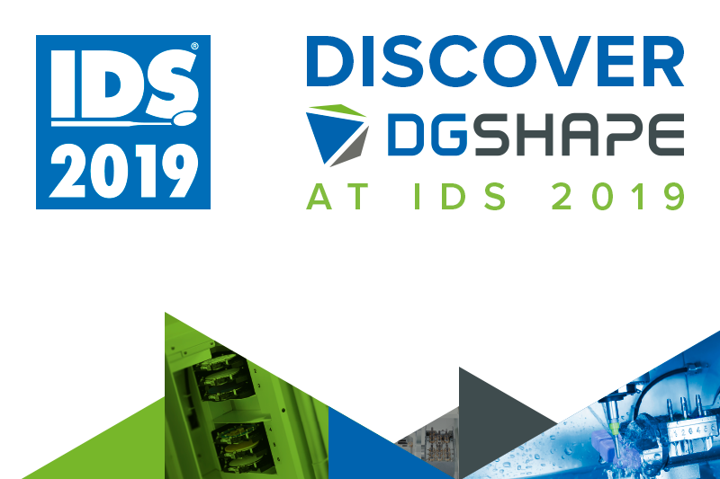 DGSHAPE AT IDS 2019