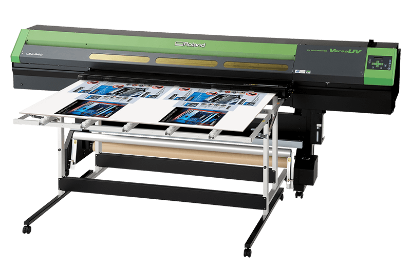VersaUV LEJ Hybrid UV Inkjet Printer