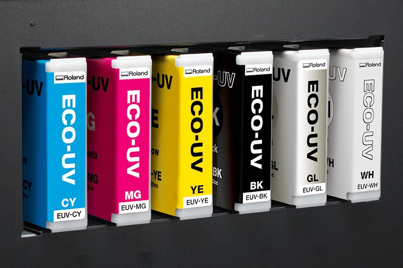Eco UV Inks