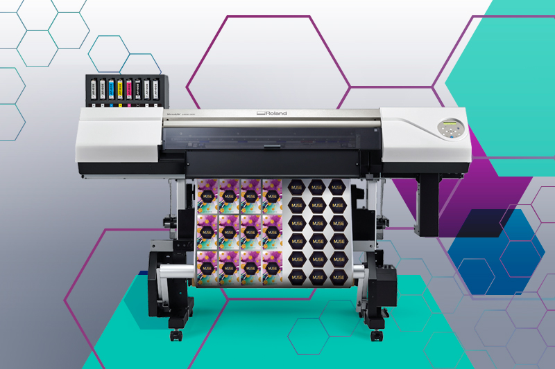 VersaUV LEC2-300  UV printer cutter