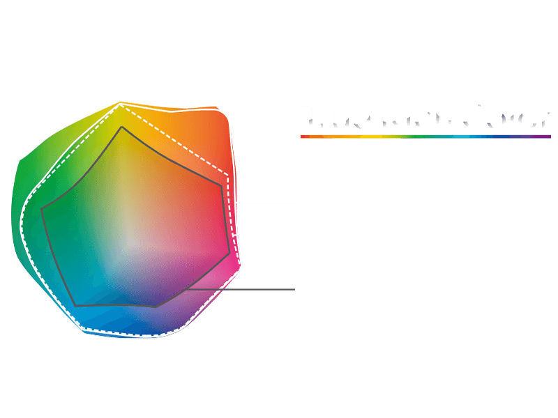 True Rich Color