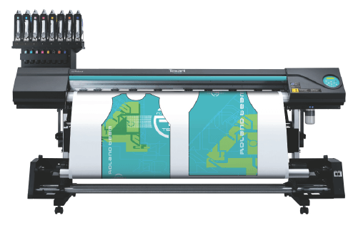 dye sublimation printer  product image RT-640