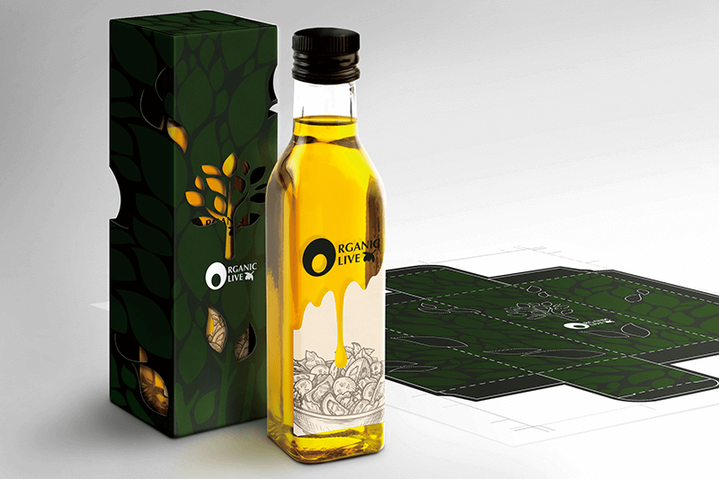 printing directly on bottles and packaging