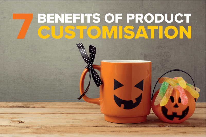 Benefits of product customisation and personalisation