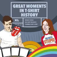 the greatest moments in tshirt history