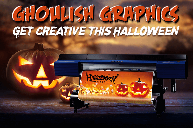 Ghoulish graphics: get creative this Halloween