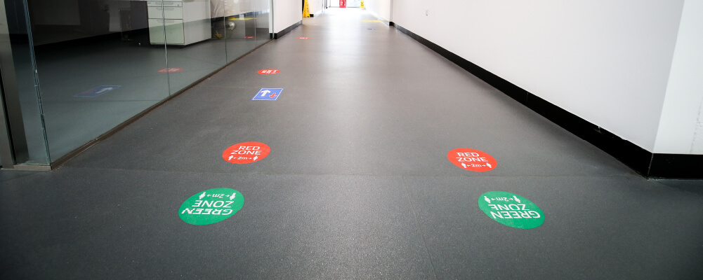 F1 by remote control Renault Floor Graphics