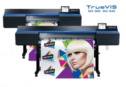 TrueVIS SG Series of printer/cutters