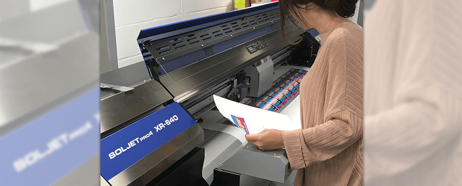 label printing quality control