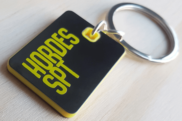 Qprint Osona Printed Keyring Case Study Feature