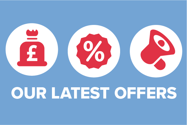 Find our latest offers, either being printers, cutters, engravers or milling machines