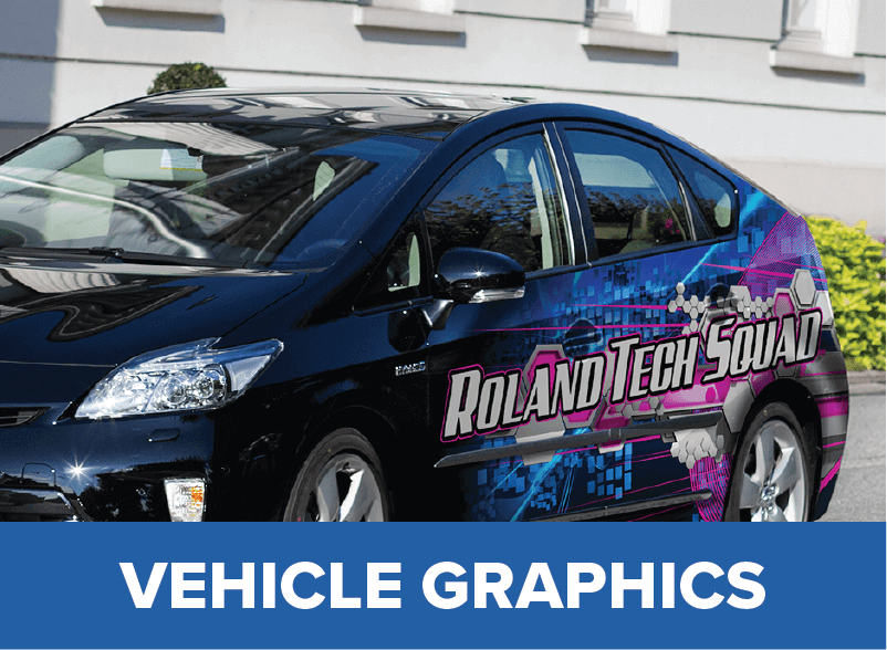 create vehicle graphics with our printer cutter
