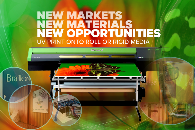 UV printer mobile banner