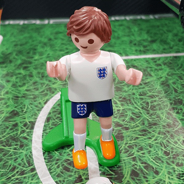 Playmobil World Cup Football Map