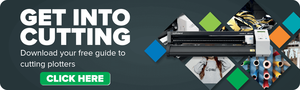 Download our cutting guide by Roland DG