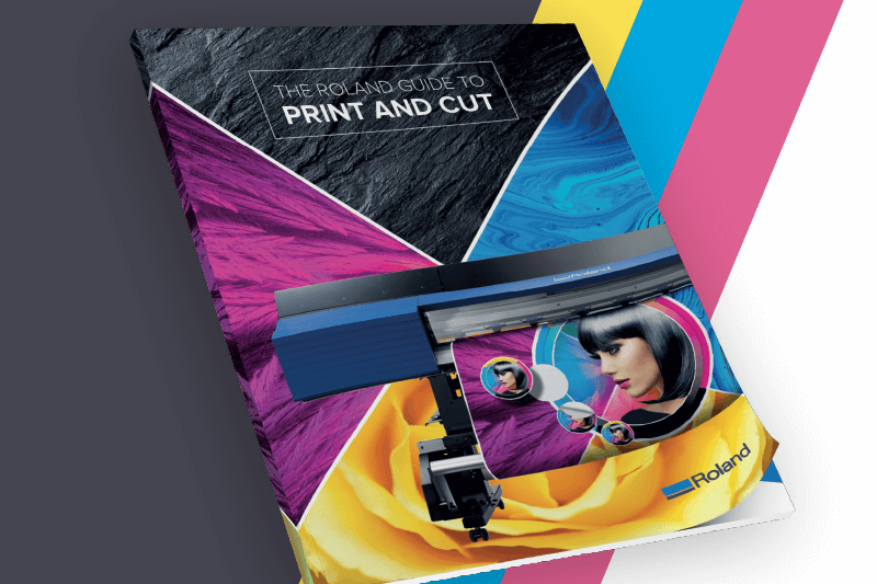 Download Roland's guide to Print & Cut