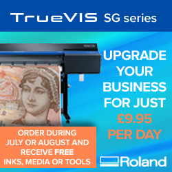TrueVIS SG Upgrade for less than 10 pounds