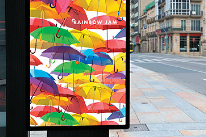 Large format eco-solvent inkjet printers from Roland are designed to produce powerful, colourful graphics for billboards, posters, bus shelter ads and more.