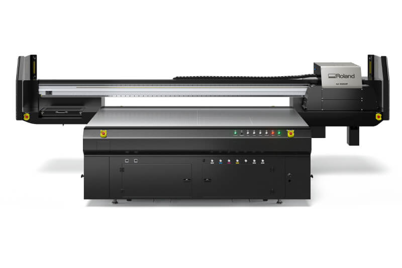IU-1000F Flatbed UV Printer