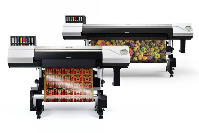 LEC2 Series UV Printer/Cutters