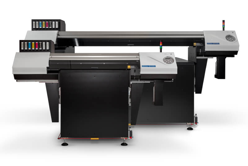 LEC2 S-Series Flatbed UV Printers