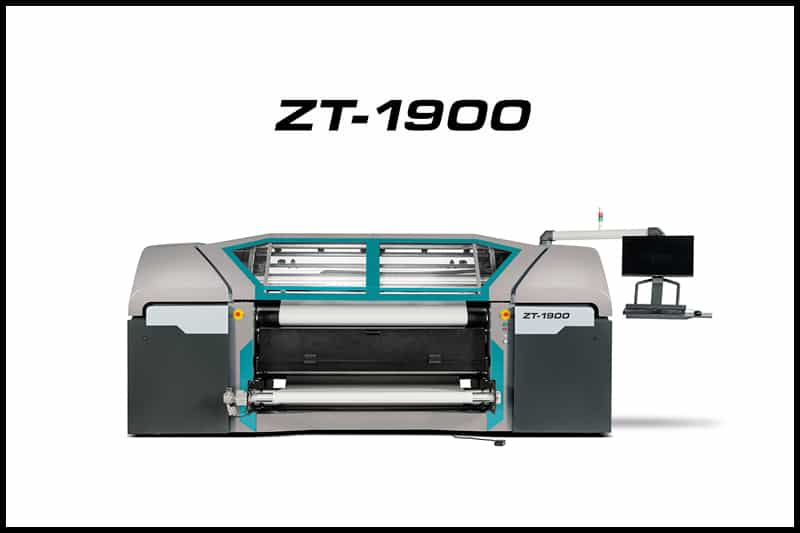 Roland  ZT-1900 high-production dye-sublimation printer