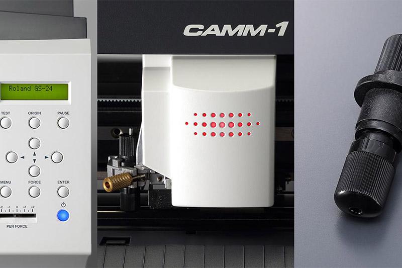 Camm 1 Gs 24 Desktop Cutter Applications Roland Dg