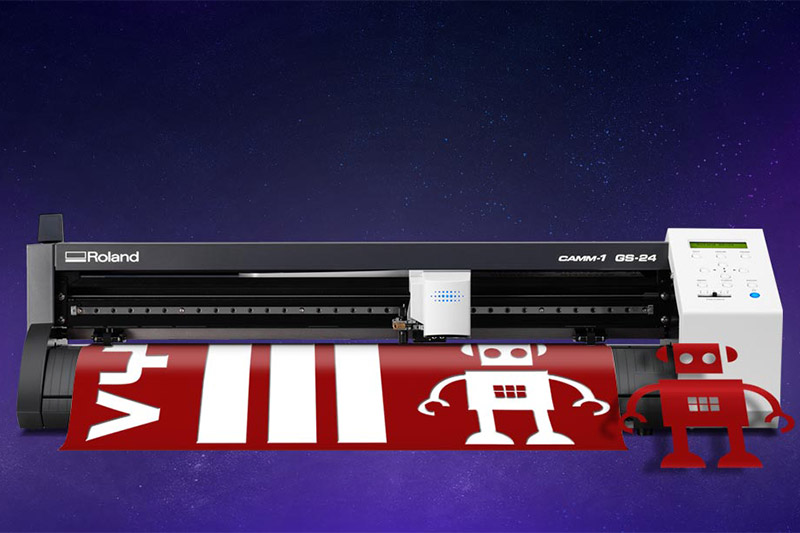 Vinyl Cutter Plotter Gs 24 Professional Desktop Cutter