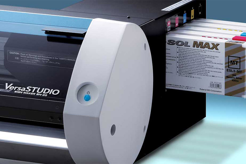 VersaStudio BN-20 printer cutter