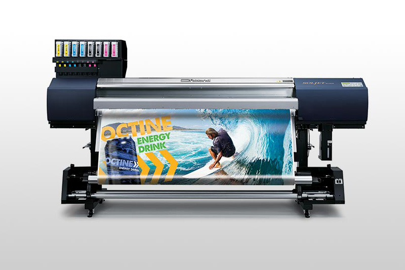 SOLJET EJ-640 Large Format Digital Printer