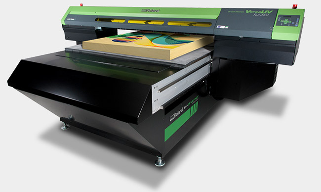 VersaUV LEJ-640FT Flatbed Printer