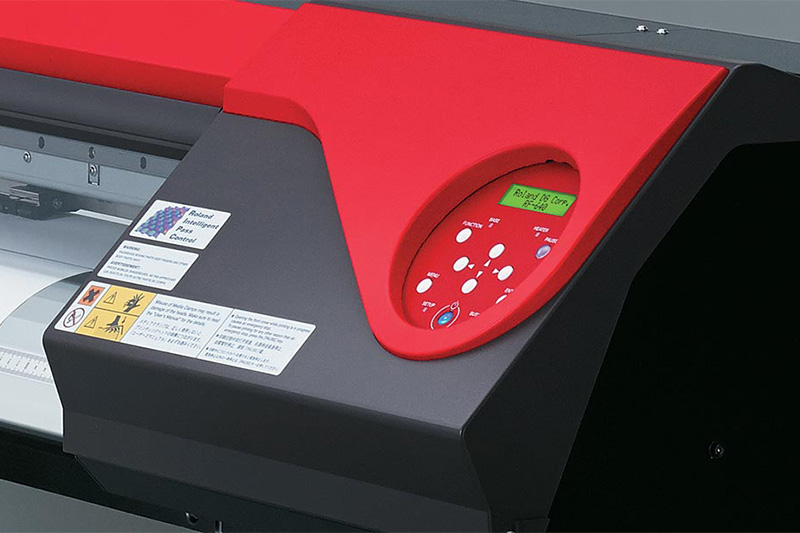 VersaEXPRESS RF-640 Inkjet Printer