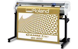 Roland CAMM-1 GX-500 Pro Large Format Vinyl Cutter