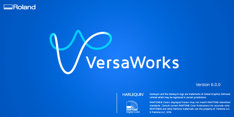 Includes Latest VersaWorks 6 RIP Software