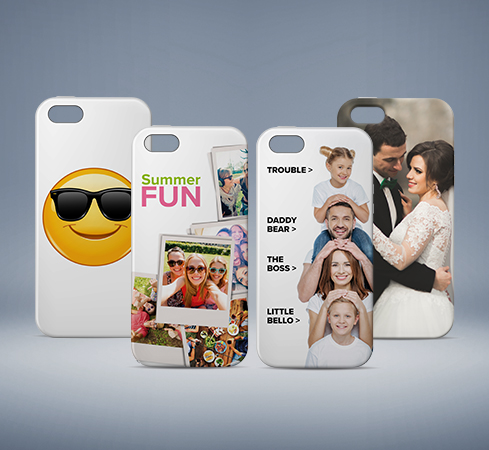 Smartphone cases and consumer electronics