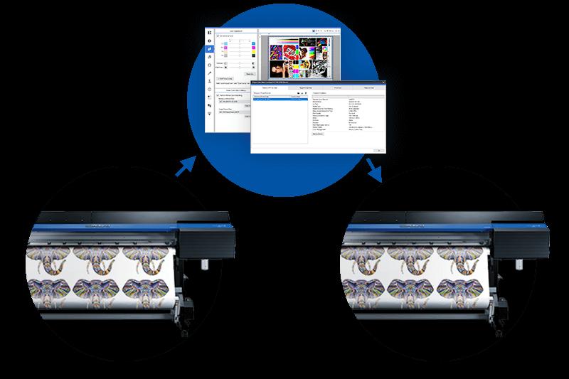 VersaWorks 6   RIP & Print Management Software   Roland DG