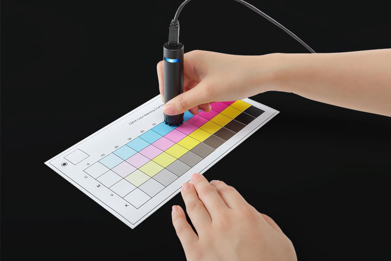 The new VW-S1 print color matching tool from Roland DG ensures consistent colour on a Roland machine over time and across multiple Roland machines.