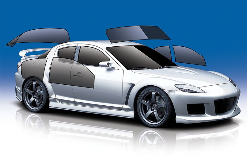 window tint templates