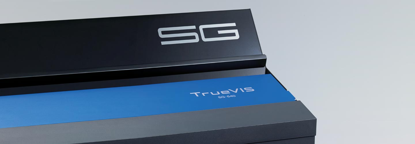 TrueVIS SG Series Printer/Cutters Features