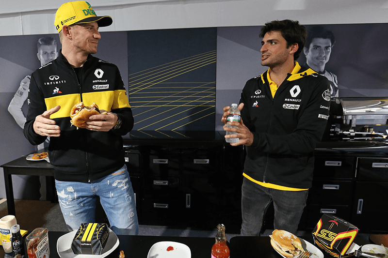 renault burger box press release feature