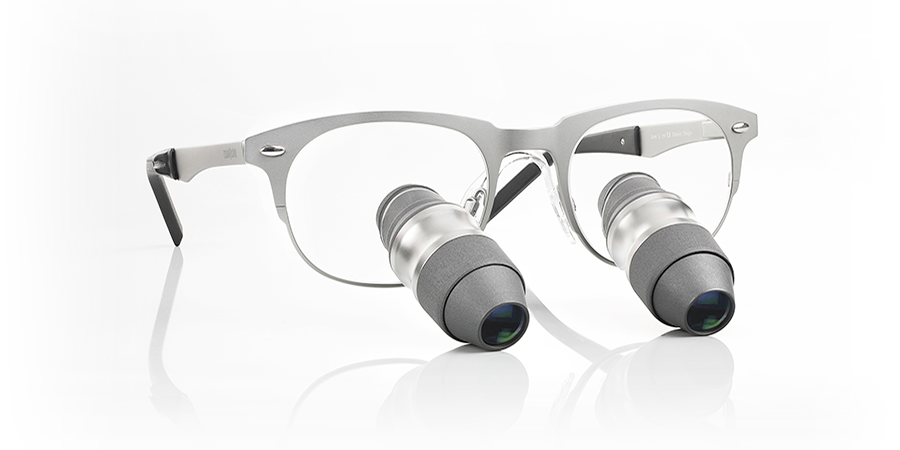 Milling precision and stability ensures unique glasses