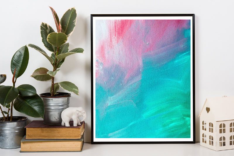Unleash your creativity with Roland - print vibrant fine art canvases