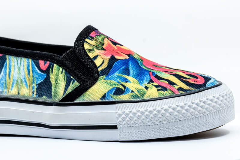 Print canvas shoes and create a truly personal touch