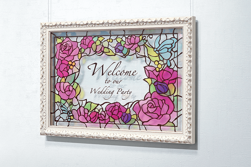 glass printers for signs and interior decor