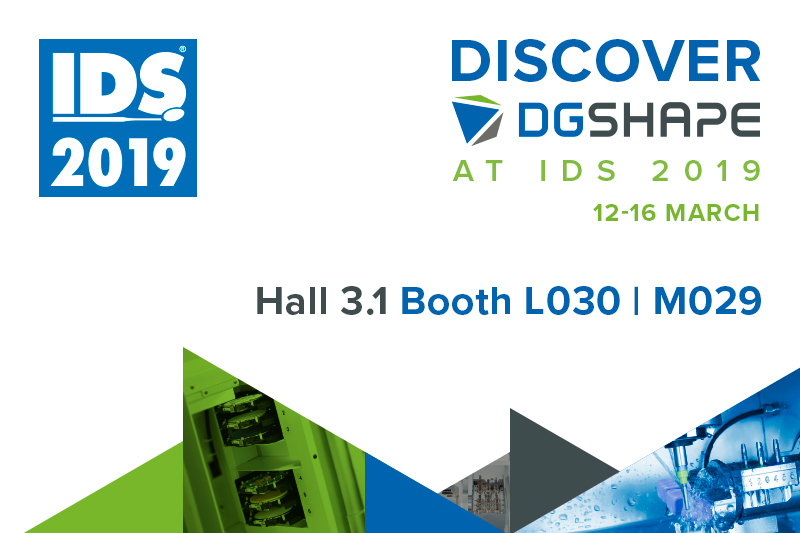Discover DGSHAPE at IDS 2019