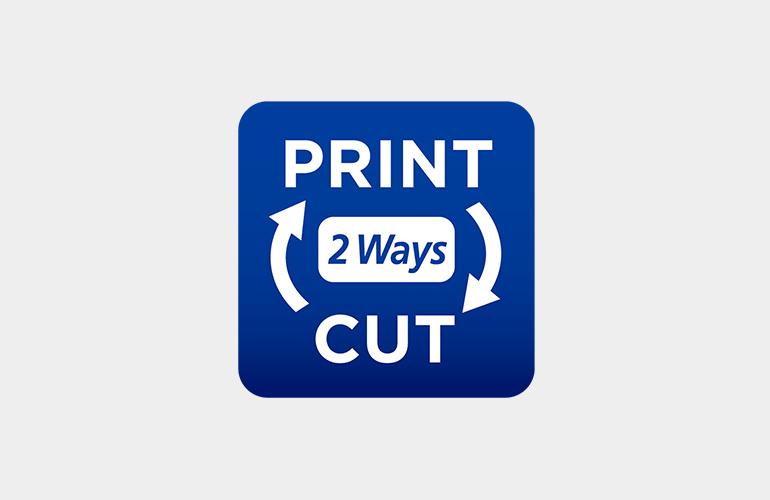 Значок с изображением принтера/каттера TrueVIS SG2
