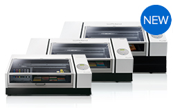 VersaUV LEF2 Series Benchtop UV Flatbed Printer