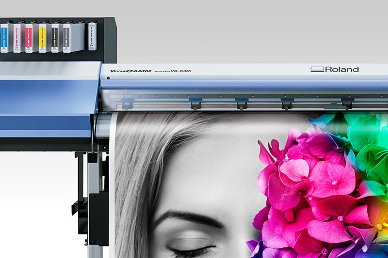 VersaCAMM VSi Series printer cutters
